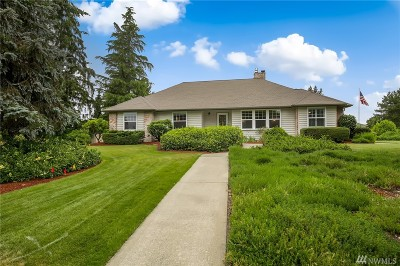 Thurston County Single Family Home For Sale: 913 Surrey Trace SE