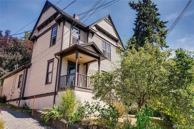 Seattle Multi Family Home For Sale: 2010 14th Ave W
