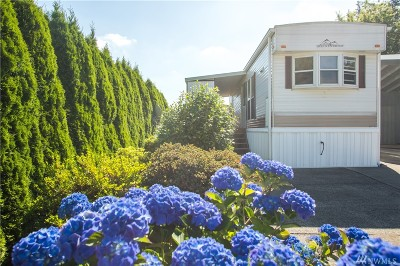 Ferndale Mobile Home For Sale: 6006 Portal Wy #c