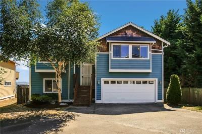 Tukwila Single Family Home For Sale: 16806 53rd Ave S