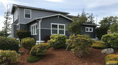Anacortes Single Family Home Sold: 5219 Maritime Ct