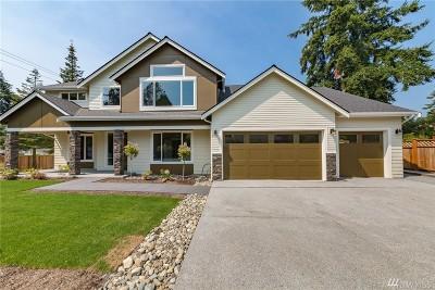 Shoreline Single Family Home For Sale: 760 N 165th St