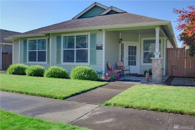 Sumner Single Family Home For Sale: 15308 45th St E