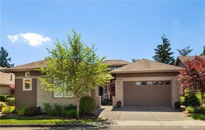 Redmond Single Family Home For Sale: 23025 NE 127th Wy