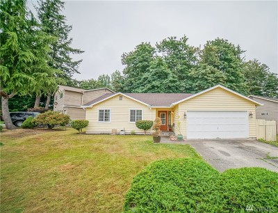 Renton Single Family Home For Sale: 19408 144th Place SE