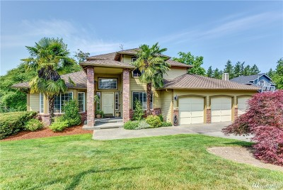 Maple Valley Single Family Home For Sale: 24611 230th Wy SE