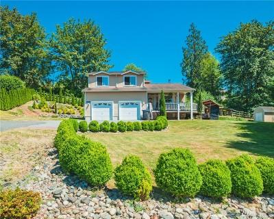 Mount Vernon Single Family Home For Sale: 23644 Gaven Dr
