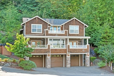 Auburn Single Family Home For Sale: 1617 9th Ct NW