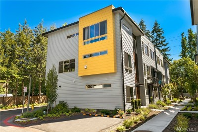 Bellevue Single Family Home For Sale: 16332 NE 12th Place #A3