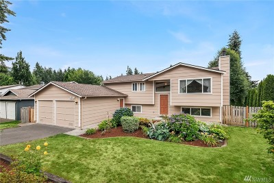 Kirkland Single Family Home For Sale: 12405 NE 137th Place