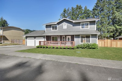 South Prairie Single Family Home For Sale: 408 Cross Creek Ct