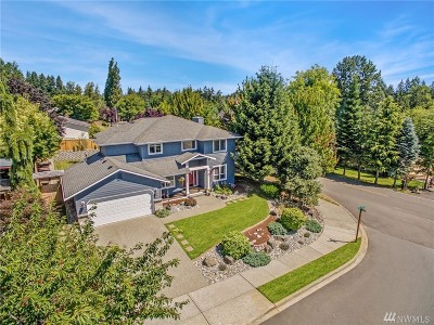Lake Stevens Single Family Home For Sale: 13007 13th Place Northeast