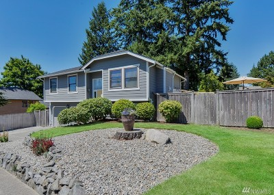 Federal Way Single Family Home For Sale: 410 306th St
