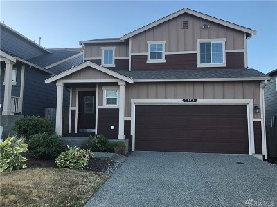 Spanaway Single Family Home For Sale: 2025 199th St E