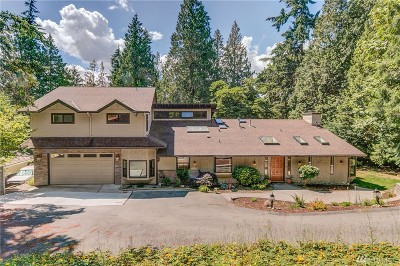Issaquah Single Family Home For Sale: 5337 229th Ave SE