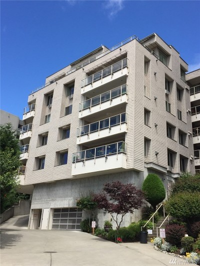 Seattle Condo/Townhouse For Sale: 511 W Mercer Place #302