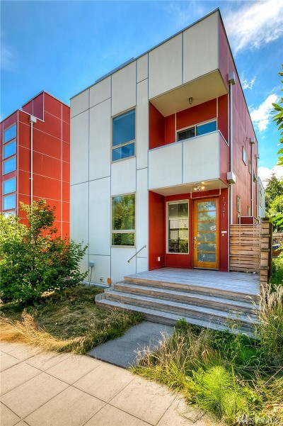 Seattle Single Family Home For Sale: 1721 S State St