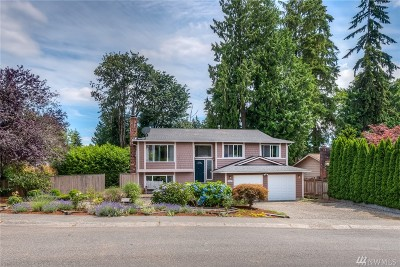 Bothell Single Family Home For Sale: 17607 26th Dr SE