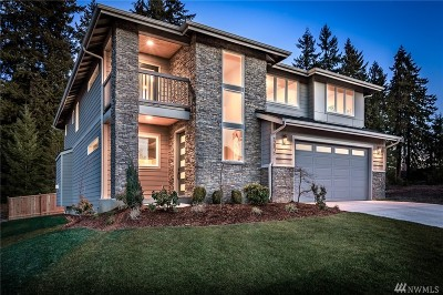 Puyallup Single Family Home For Sale: 12911 83rd Av Ct E