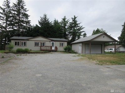 Milton Single Family Home For Sale: 619 7th Ave