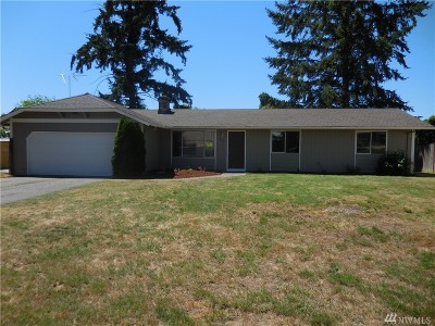 Puyallup Single Family Home For Sale: 2416 21st St SE