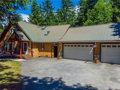 Skagit County Single Family Home For Sale: 14175 Crater Lake Rd