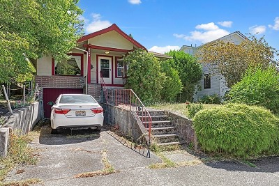 Seattle Single Family Home For Sale: 5926 46th Ave SW