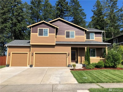 Graham WA Single Family Home For Sale: $370,000
