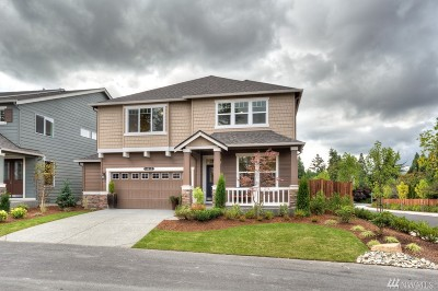 Marysville Single Family Home For Sale: 8323 29th Place NE #1003