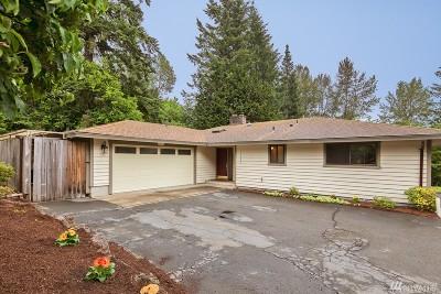 Renton Single Family Home For Sale: 16825 SE 144th St