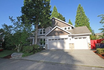 Kirkland Single Family Home For Sale: 13029 NE 144th Place