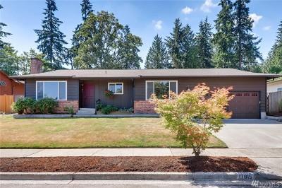 Redmond Single Family Home For Sale: 17815 NE 33rd St