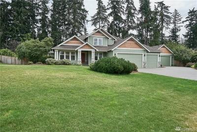 Graham WA Single Family Home For Sale: $499,950