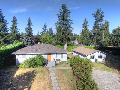 Maple Valley Single Family Home For Sale: 25016 Maple Valley Black Diamond Rd SE