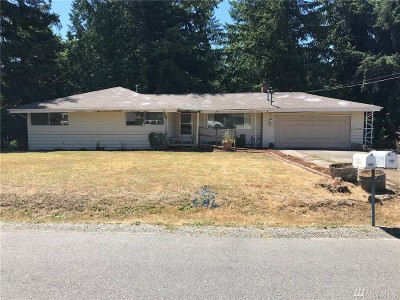 Lake Tapps Single Family Home For Sale: 2422 179th Ave E