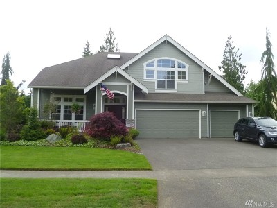 Olympia Single Family Home For Sale: 3415 33rd Wy NW