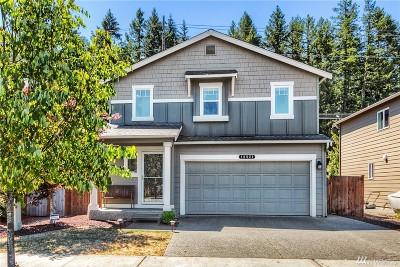 Covington Single Family Home For Sale: 19521 SE 271st Place