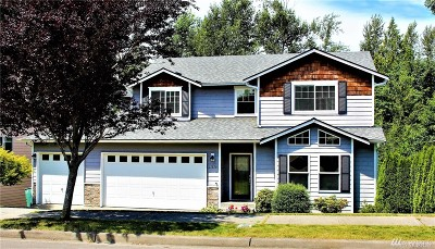 Lake Stevens Single Family Home For Sale: 11819 34th St NE
