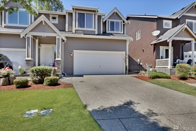 Bonney Lake Single Family Home For Sale: 21409 104th St Ct E