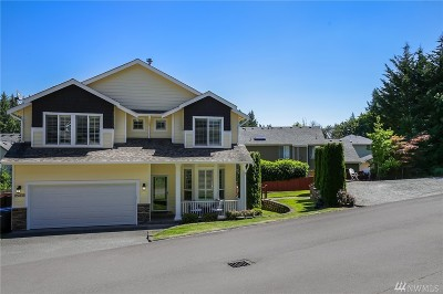 Maple Valley Single Family Home For Sale: 25036 234th Place SE