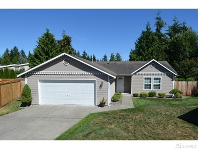 Everett Single Family Home For Sale: 9629 16th Dr W