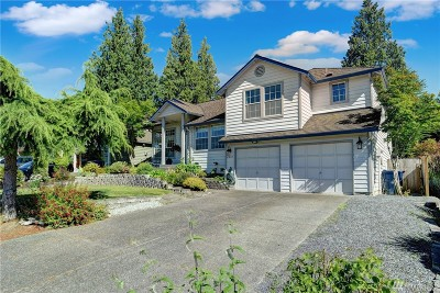 Everett Single Family Home For Sale: 6212 146th Place SE