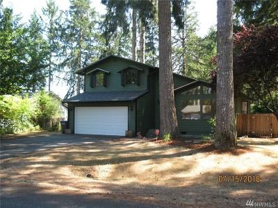 Shelton WA Single Family Home For Sale: $249,650