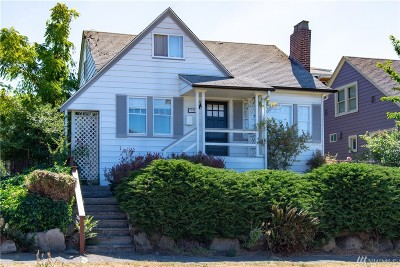 Seattle Single Family Home For Sale: 7908 Fremont Ave N