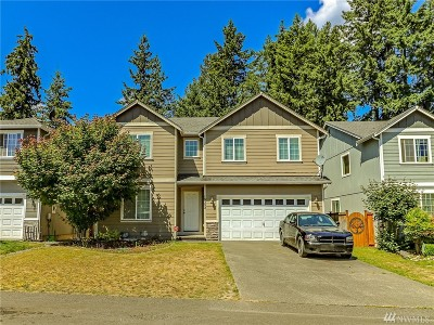 Puyallup Single Family Home For Sale: 18302 80th Ave E
