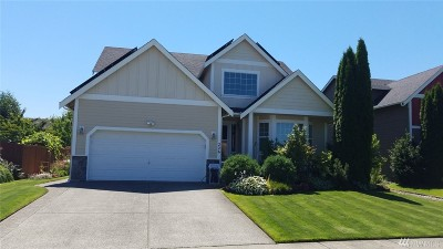 Orting Single Family Home For Sale: 226 Michell Lane NE