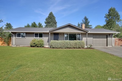 Pierce County Single Family Home For Sale: 510 10th Ave