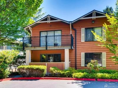 Edmonds Condo/Townhouse For Sale: 8025 234th St SW #116