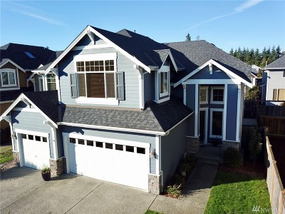 Bothell Single Family Home For Sale: 3219 172nd St SE