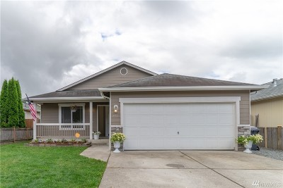 Marysville Single Family Home For Sale: 2512 168th Place NE